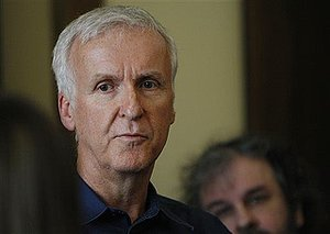 James Cameron's Next Project: All-Vegan School