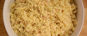 """Paleo-Perfect Cauliflower """"Rice"""""""