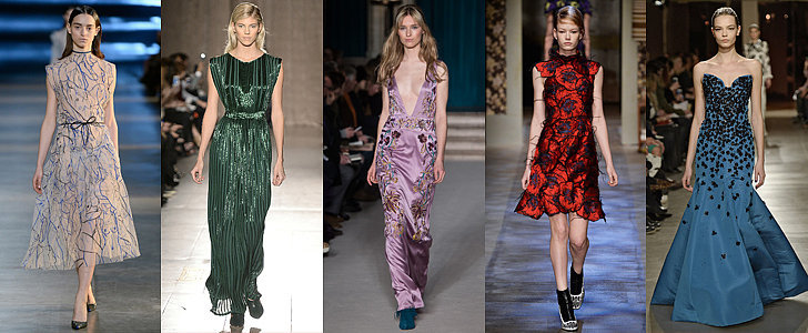 The Fall '15 Gowns That Should Walk Right Off the Runway Onto the Red Carpet