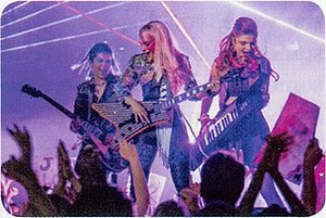 "The First Still From The ""Jem"" Movie Is Less Than Truly Outrageous"