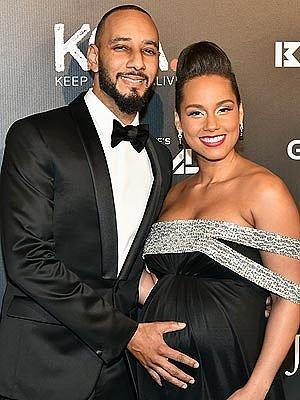 Swizz Beatz and Alicia Keys Introduce Son Genesis Ali
