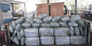 15 Tons Of Marijuana Seized At California Border
