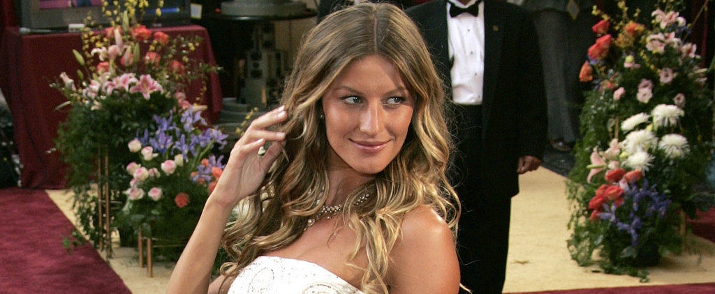 Gisele Bündchen's Wedding Dress Is Not What You'd Expect