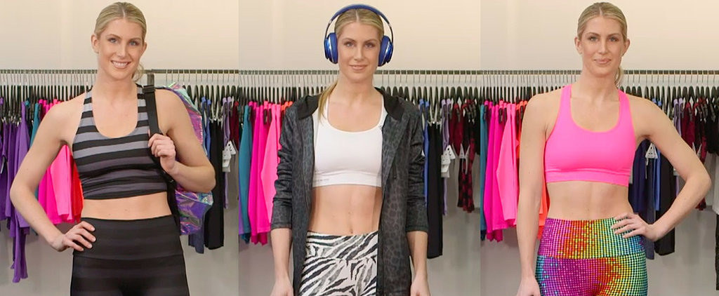 3 Ways to Elevate Your Workout Wardrobe This Spring