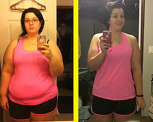How One Woman Dropped Nearly 100 Pounds and Became an Instagram Sensation