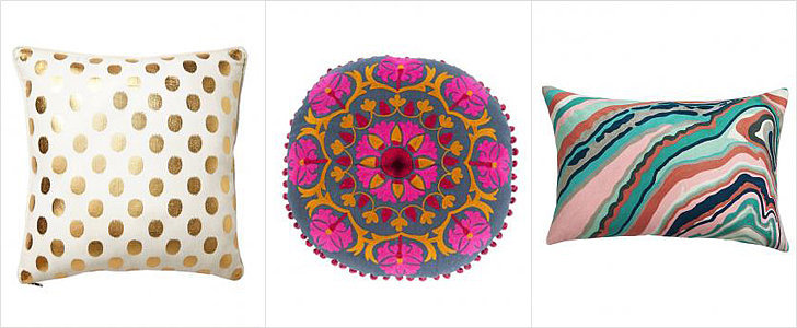 Pretty Pillows to Update Any Space