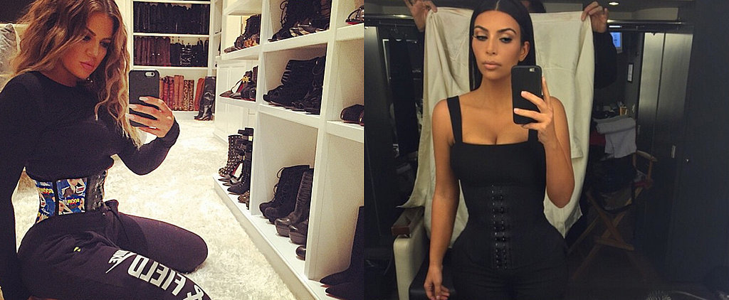 These Celebs Are Obsessed With Waist Training — Would You Try It?