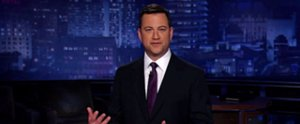 Leave It Jimmy Kimmel to Put the Vaccine Debate Into Hysterical Perspective
