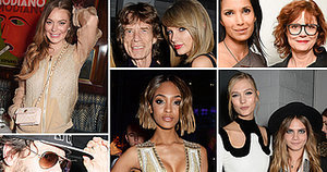Taylor Swift and Mick Jagger Partied Together