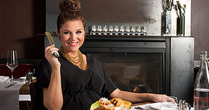 Tiffani Thiessen Devours Fried Chicken in Miami and Lobster Rolls in New York