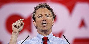 Rand Paul Wins 2015 CPAC Straw Poll