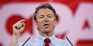 Rand Paul Wins 2015 CPAC Straw Poll