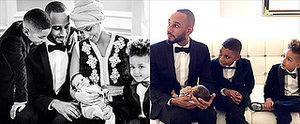 Alicia Keys Introduced Baby Genesis With The Most Beautiful Family Photo