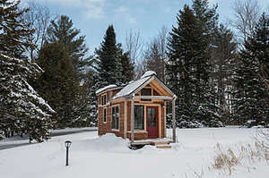 Houzz Tour: A Custom-Made Tiny House for Skiing and Hiking (7 photos)