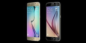 Samsung Announces New Galaxy S6 Phones, Opens Fire On Apple