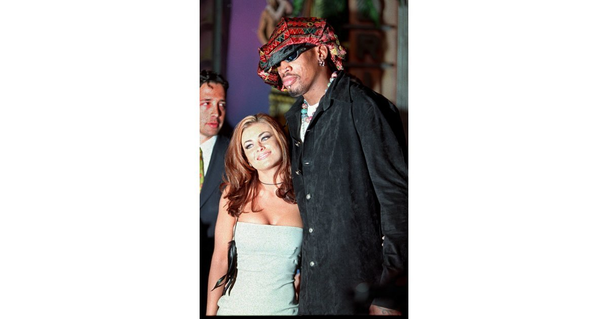 Carmen Electra and Dennis Rodman — 9 Days | The 13 ...