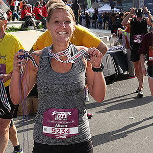 Train for Your First Half Marathon with @AliOnTheRun