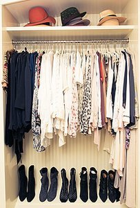 5 Easy Steps for Cleaning Out Your Closet