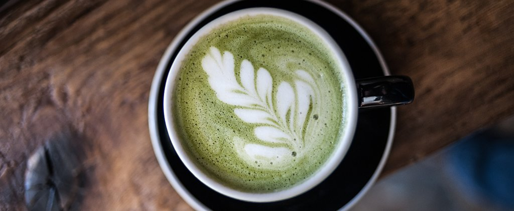 Swap Out Your Afternoon Cup of Coffee For a Cup of Matcha