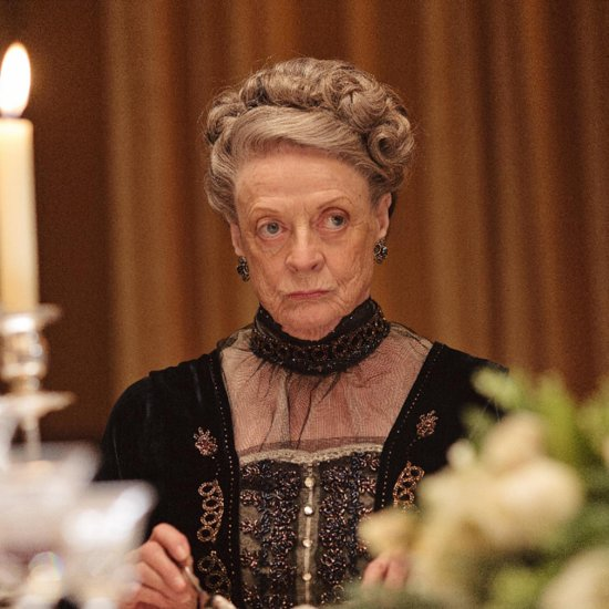 Maggie Smith Says Season 6 of Downton Abbey May Be Her Last