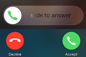 "This Is Why Your iPhone Can ""Accept"" Or ""Decline"" Some Calls, But Only ""Slide To Answer"" Others"