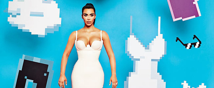 Dressing Up Is Just One of Kim Kardashian's Little Games