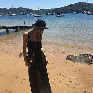 Day in the Life of Australian Model Jennifer Hawkins