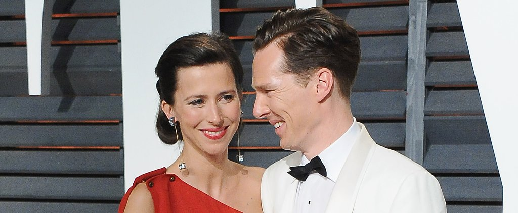 Exclusive: Benedict Cumberbatch and Sophie Hunter Honeymoon in Bora Bora