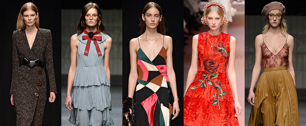 The 6 Sexiest Trends to Come Out of Milan Fashion Week