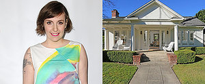 Lena Dunham Spent Serious Dough on This LA Home