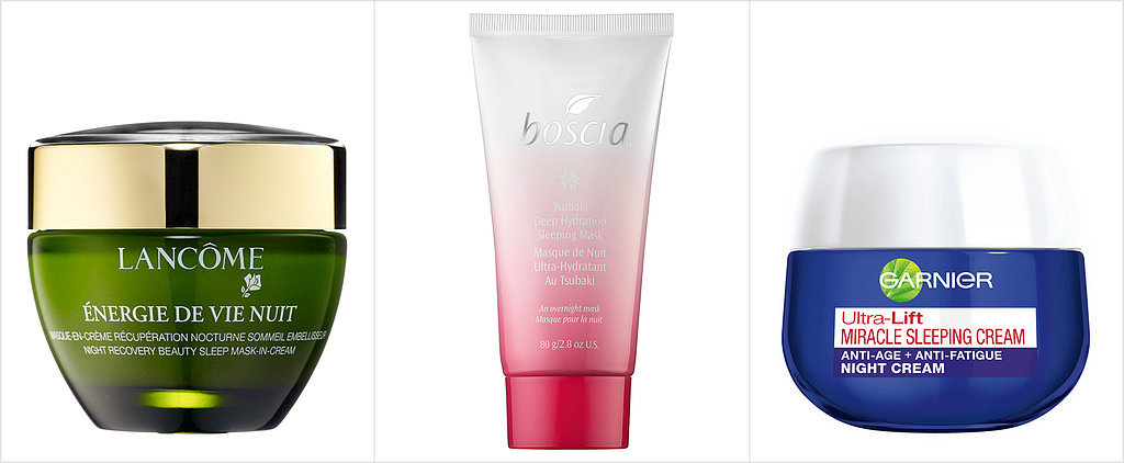 10 Overnight Masks For Your Most Productive Beauty Sleep Ever