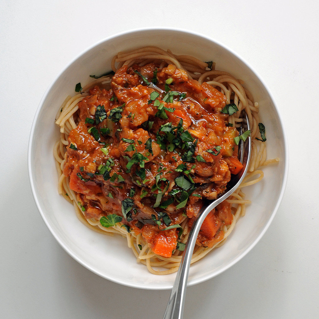 """Olivia Wilde's Bomb-Diggity """"Bolognese"""""""