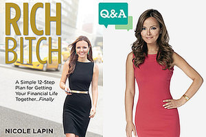 Frisky Q&A:  Rich Bitch  Writer Nicole Lapin On Personal Finance For Modern Women