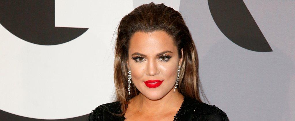 Khloé Kardashian Wants to Join Fashion Police