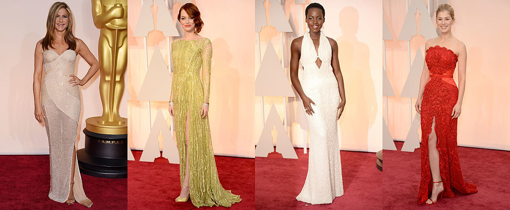 The 10 Best Dressed Women at the Oscars