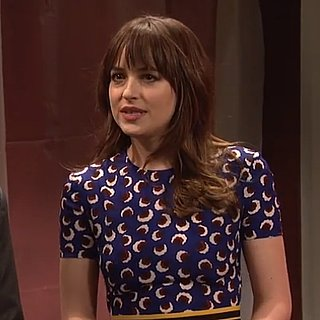 Fifty Shades Darker Cut SNL Sketch With Dakota Johnson
