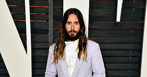 Jared Leto Gets a Shave and a Haircut for 'Suicide Squad' (PHOTOS)