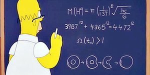 D'Oh! Homer Simpson Figured Out The Higgs Boson Years Before Physicists Found It