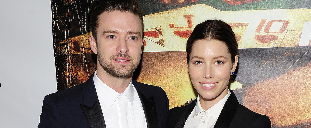 "Justin Timberlake Wishes His ""Bad-Ass"" Wife Happy Birthday on Instagram"