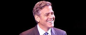 """George Clooney: """"Amal ist die Schlaue"""""""