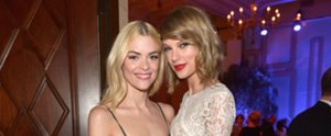 Taylor Swift Proves That Her Fashionable Friends Are Also Family
