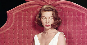 Lauren Bacall Was a Clotheshorse for the Ages