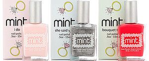 "You'll Say ""I Do"" to These New, Adorably Chic Bridal Nail Polishes"