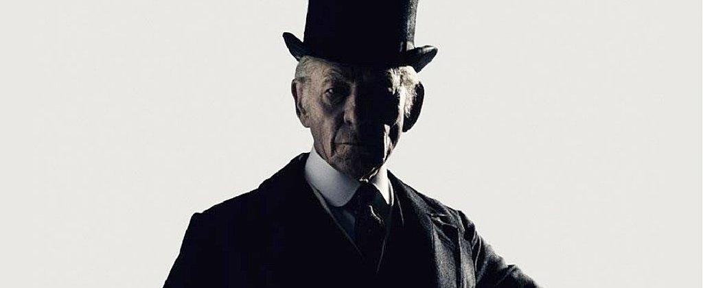 Ian McKellen Plays the Perfect Elderly Sherlock Holmes