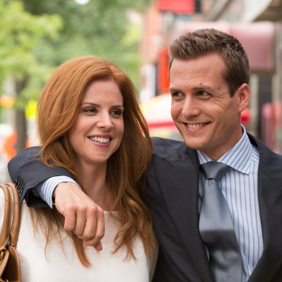 Sarah Rafferty Suits Season Four Interview (Video)