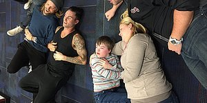 Adam Levine Is Pretty Much Perfect When Fan With Down Syndrome Gets Jitters Meeting Idol