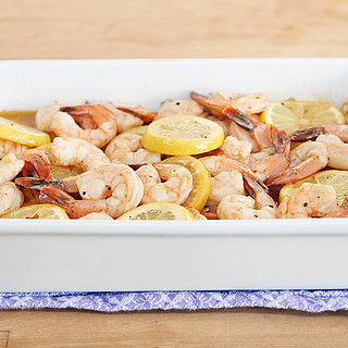 Lemon Butter Shrimp Recipe
