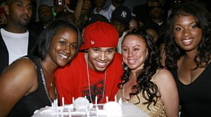 Chris Brown's Mom Will Help Him Raise His Child