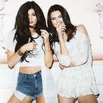 Kendall and Kylie Jenner PacSun Collection Spring 2015