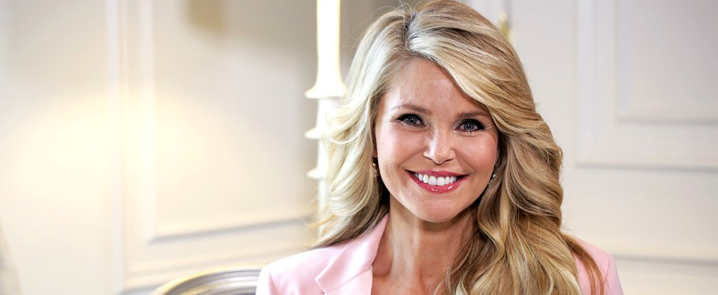 Christie Brinkley Has a Surprising — and Free — Piece of Beauty Advice